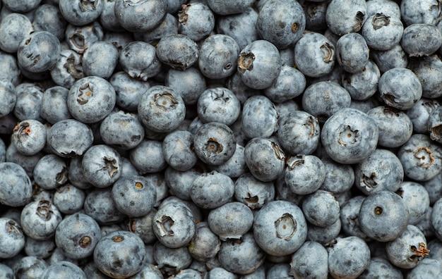 Черника фон летний урожай свежих сочных ягод черники крупным планом фото высокого качества