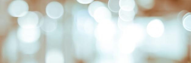 Размытие абстрактный боке праздничный светлый фон, баннер, фон, обои