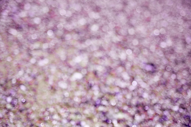 Blur abstract purple background violet bokeh circles