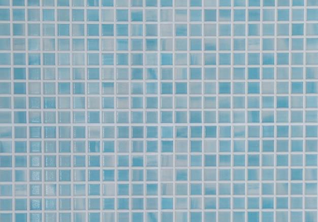 Sfocatura sfondo mosaico in ceramica