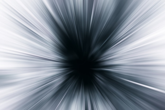 Blur motion speed zoom effect abstract for background