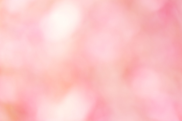 Blur pink sweet love for background