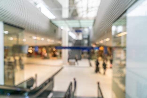 Blur интерьер вокзала