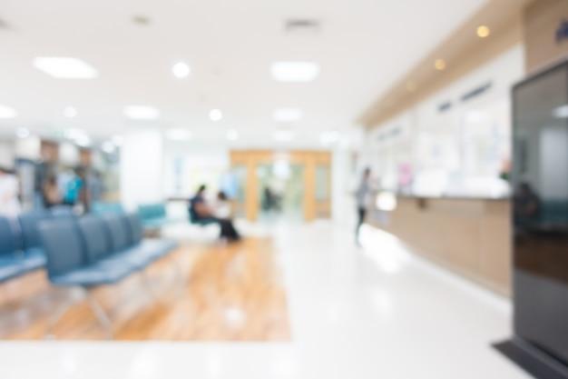 Больница blur