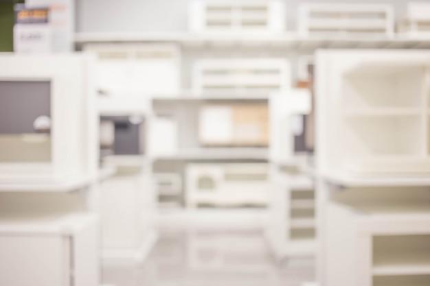 Blur современный офис с боке для использования фона.