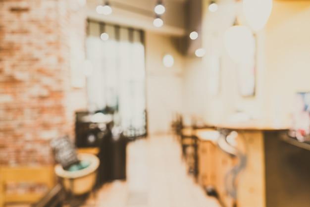 Blur кофейня интерьер