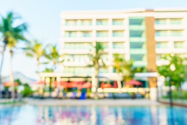 Blur бассейн отеля-курорта