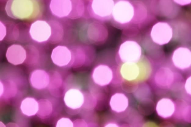紫色のぼやけた背景