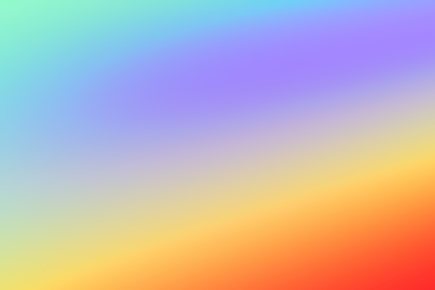 Blurred abstract background - smooth colors