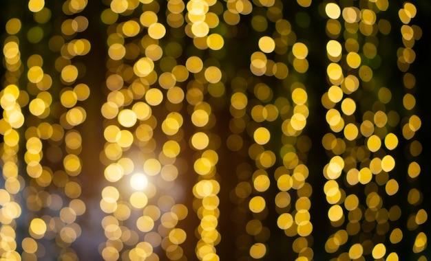 Blurred bokeh glitter christmas, xmas holiday.