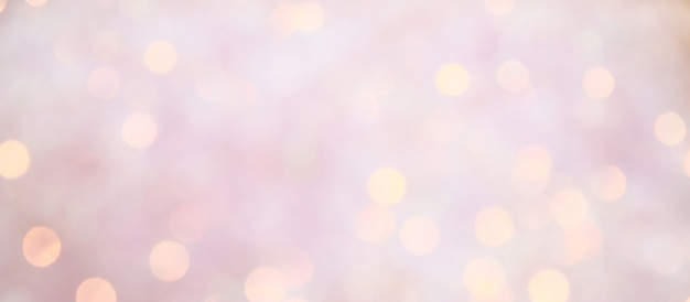 Blurred bokeh. holiday glowing background