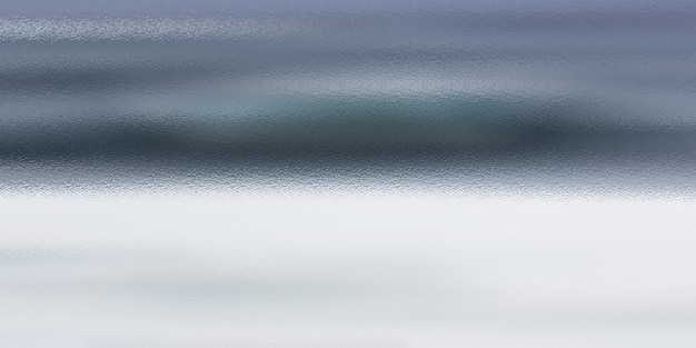 Blurred glass effect background