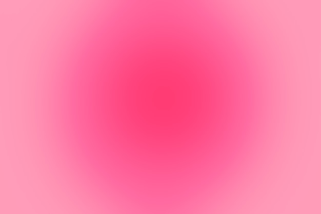 ピンク色のぼやけたグラデーションの背景