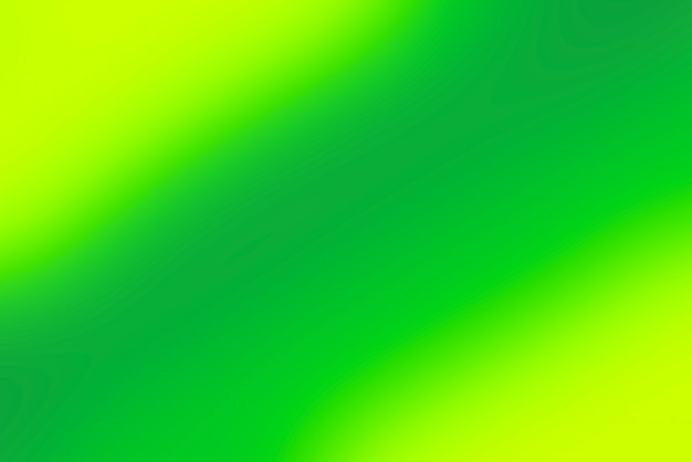 Blurred gradient green and yellow background
