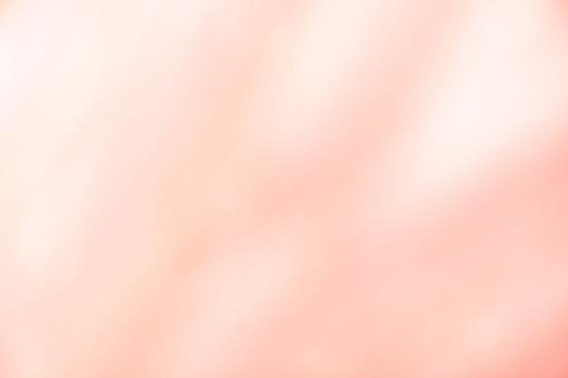 淡いピンクと白の背景がぼやけ