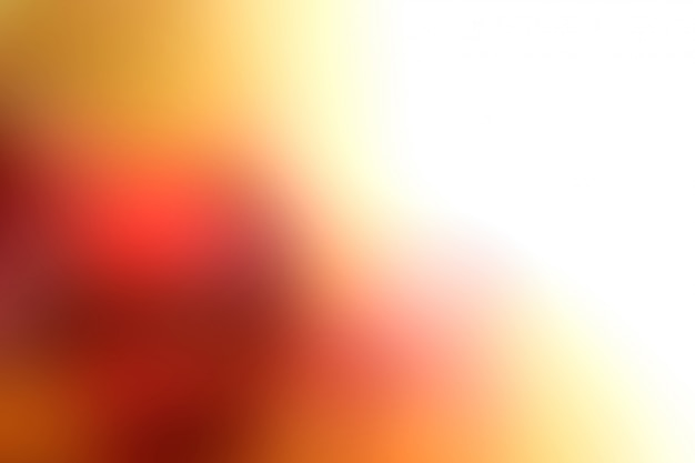 Blurred red texture