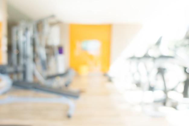 Blurred weight machines