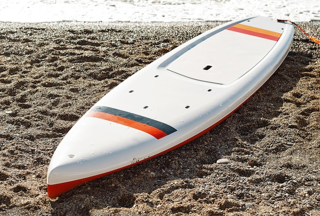 Board for stand up paddle surfing
