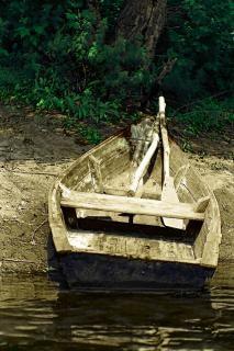 農村ボート