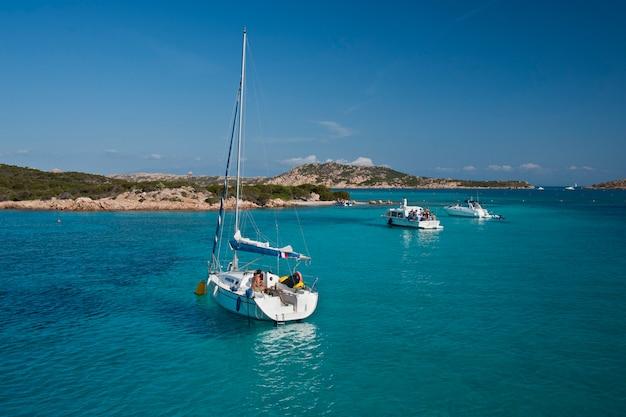ボートセーリングフェイスサンタマリア島