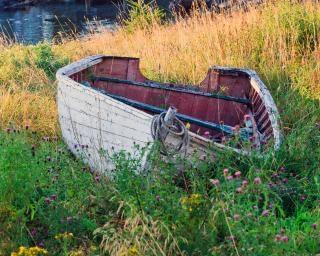 Лодка крушение