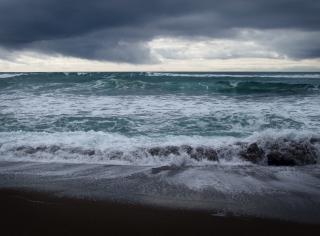 Bodega bay, океан