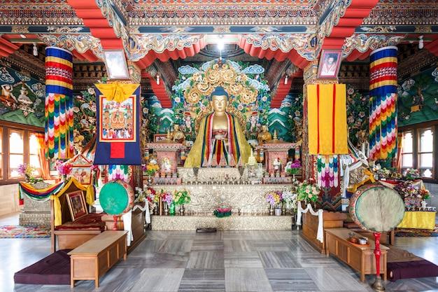 ブータン寺院、bodhgaya