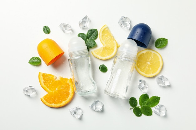 Дезодоранты для тела