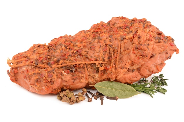 豚肉のスパイス煮