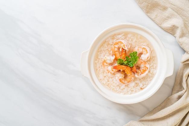 새우 끓인 쌀국