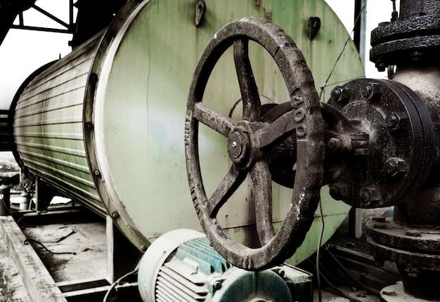 Boiler and valves