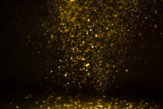 Боке абстрактный фон из алмазной пыли