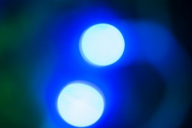 Bokeh-초록 배경 흐리게-빛샘
