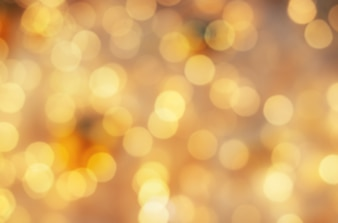 Bokeh Backgrounds color orange gold