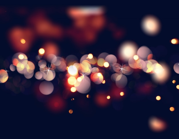 Bokeh Vectors Photos And Psd Files Free Download