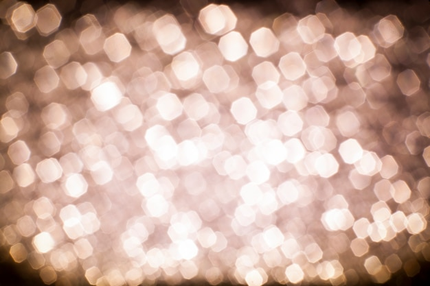 Bokeh red lights  background.