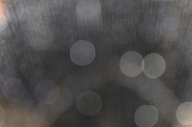 Bokeh soft focus abstract background