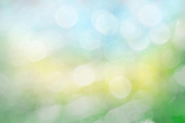 Bokeh wallpaper and grass blue