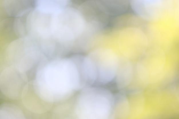 Bokehライトテクスチャの背景、ソフトボケ