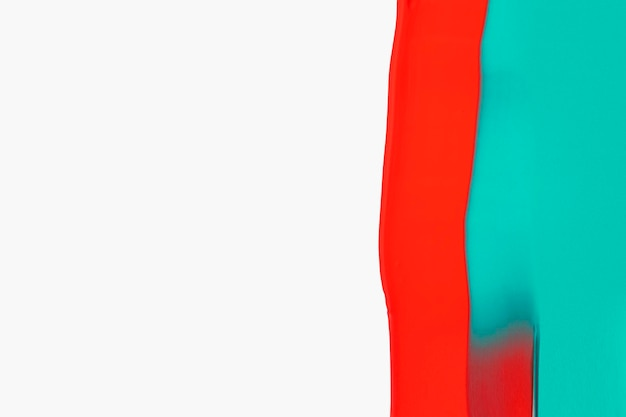 Bold color paint background wallpaper, abstract art in acrylic paint