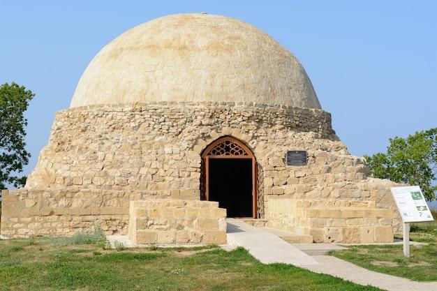Город болгар, татарстан, россия: северный мавзолей