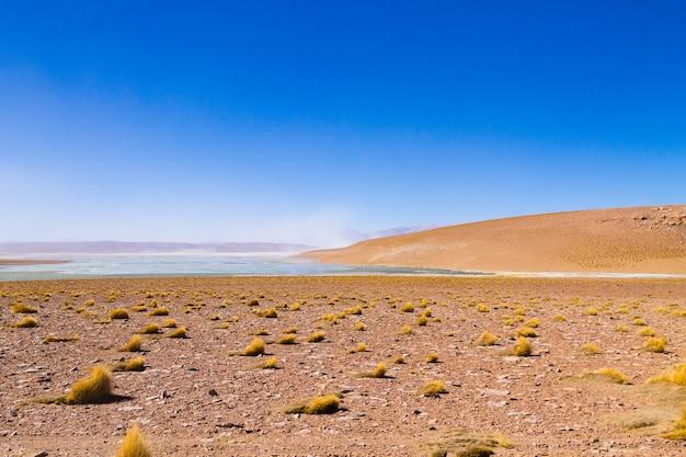 Вид на боливийское плато