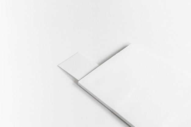Book concept mockup