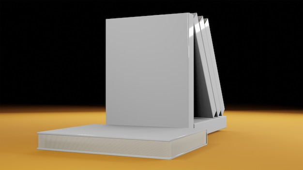 A book cover image that can be positioned in terms of shadow and light