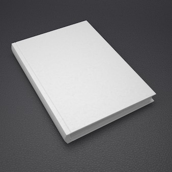 Book mock-up template