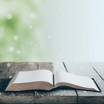Книга на белом фоне