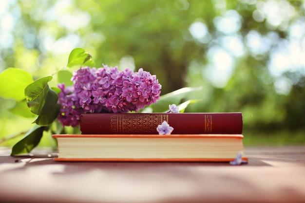 Book outdoor