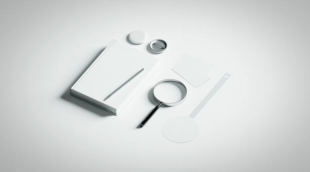 Book presentation design  elements