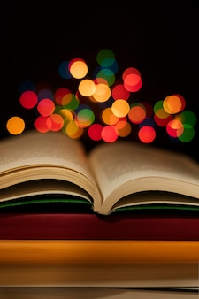 本と想像力の静物