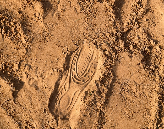Next boot from the sand